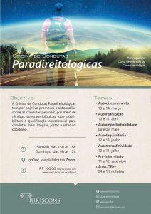 Agenda - Oficinas de Condutas Paradireitológicas 2021